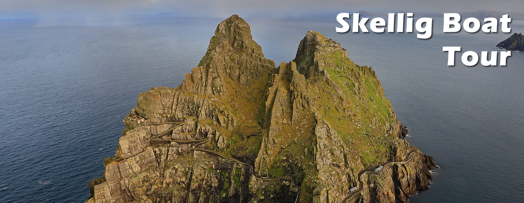 Skellig Boat Tour